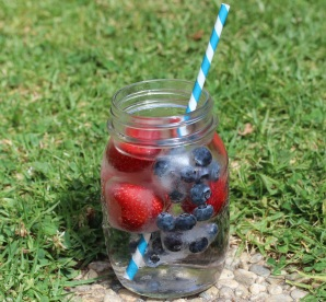 Very Berry Water